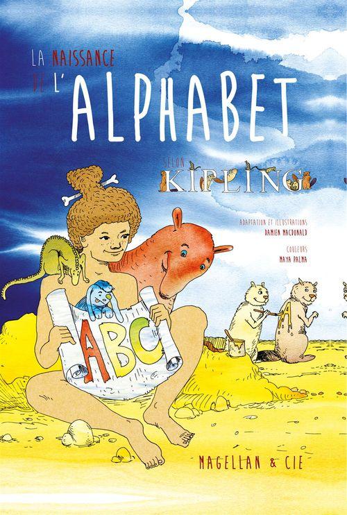 Damien Macdonald La naissance de l'alphabet