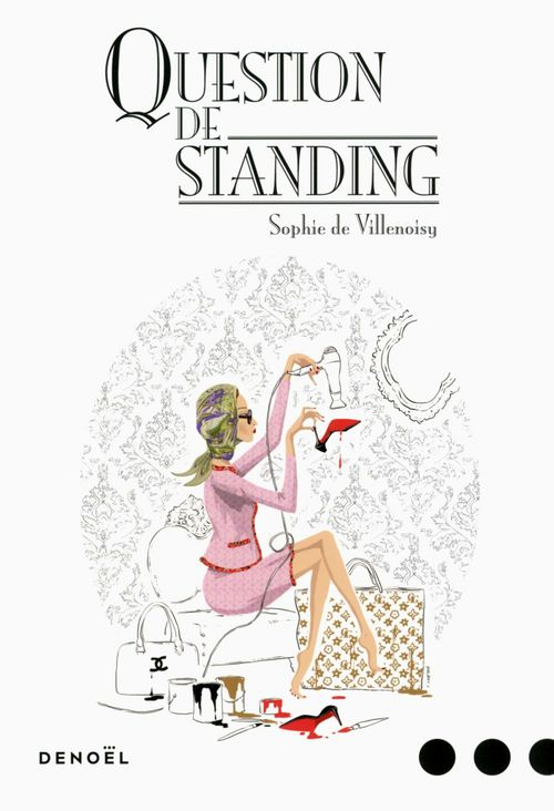Sophie de Villenoisy Question de standing