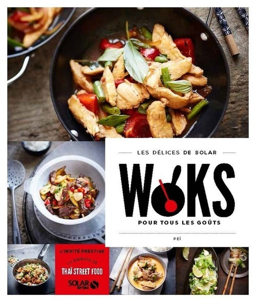 Wok - Les délices de solar