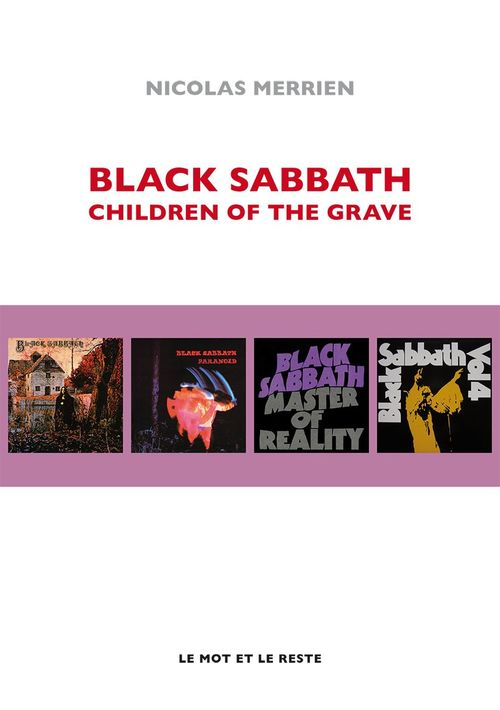Nicolas MERRIEN Black Sabbath