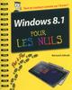 Windows 8.1 pas � pas pour les nuls
