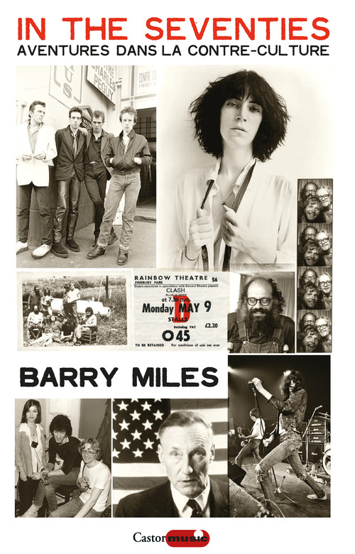 Barry Miles In the seventies