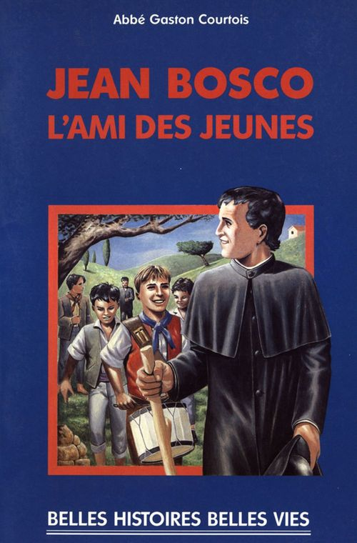 Gaston Courtois Saint Jean Bosco