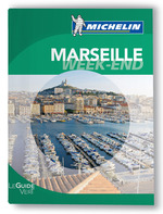 Marseille Guide Vert Week-End Michelin  2012-2013