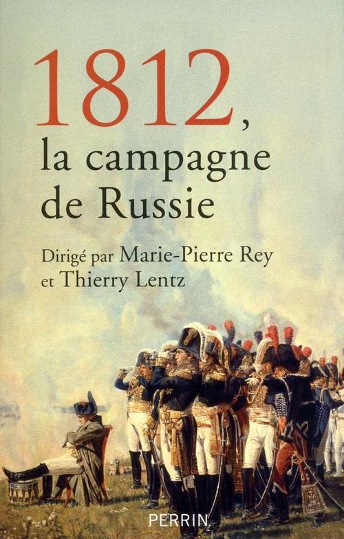 Collectif 1812, la campagne de Russie