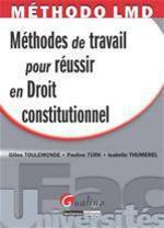 Mthodes de travail pour russir en droit constitutionnel