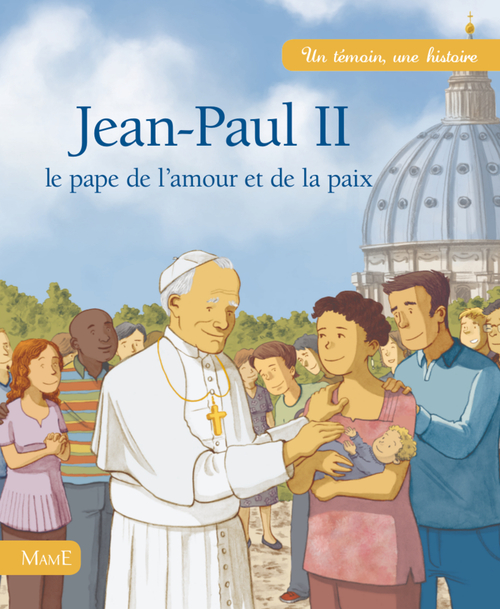 Claire Astolfi Jean-Paul II