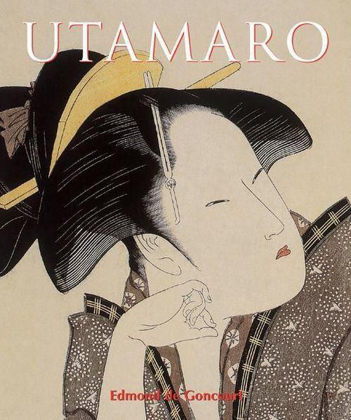 Edmond De Goncourt Utamaro