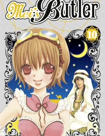 Riko Miyagi Mei's Butler - Tome 10 - Mei's Butler Tome 10