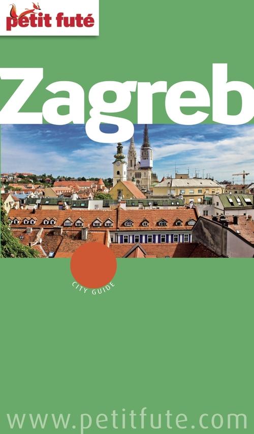 Collectif Petit Fute Zagreb (édition 2012)