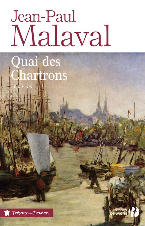 Jean-Paul MALAVAL Quai des Chartrons