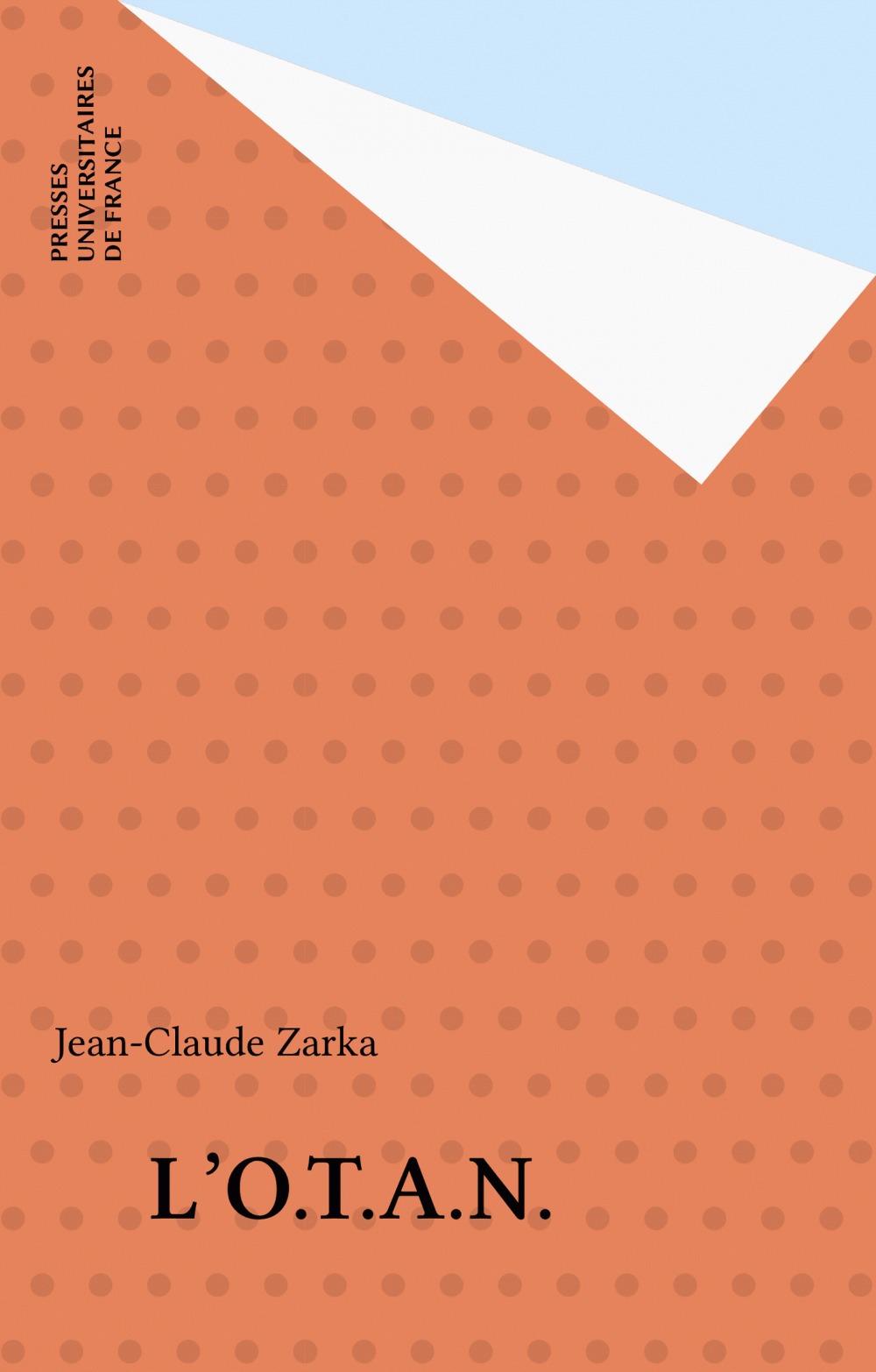 Jean-Claude Zarka L'O.T.A.N.