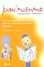 Journ'allemand vocabualire et exercices