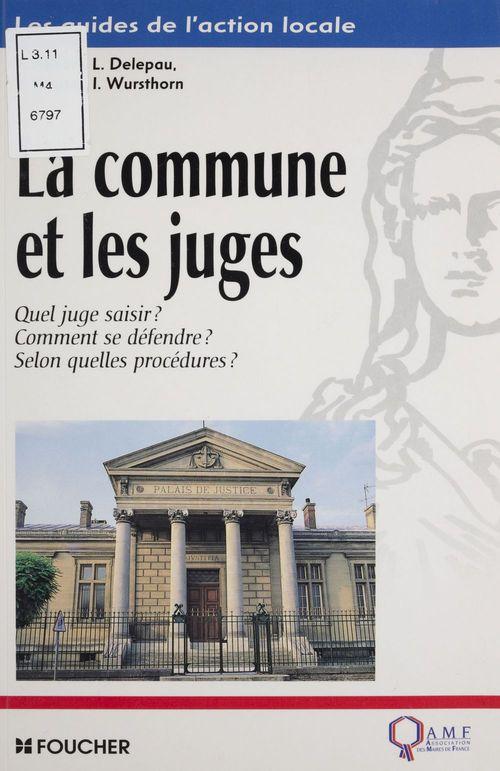 La Commune et les Juges