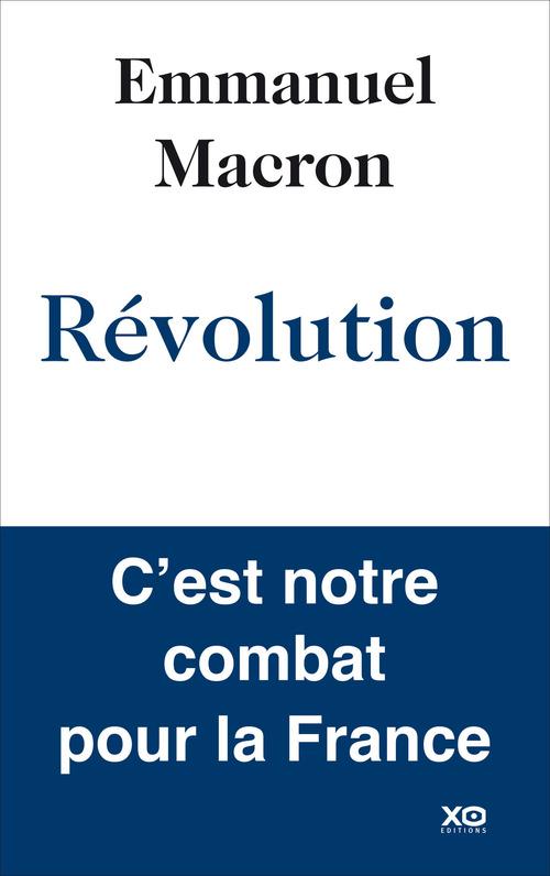 Emmanuel Macron Révolution