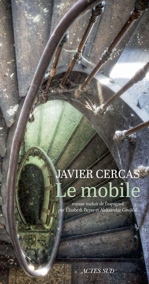 Javier Cercas Le Mobile