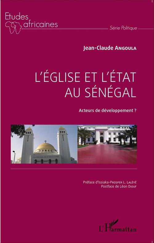 Jean-Claude Angoula L'Église et l'État au Sénégal