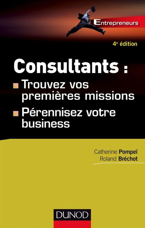 Roland Brechot Consultants : trouvez vos premières missions - 4ed