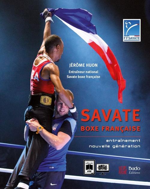 Jérôme Huon Savate boxe française - Entraînent nouvelle génération