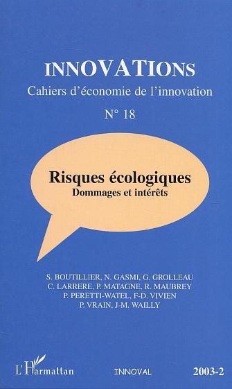 Collectif Risques écologiques ; dommages et intérêts