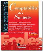 Comptabilité des sociétés (8e édition)