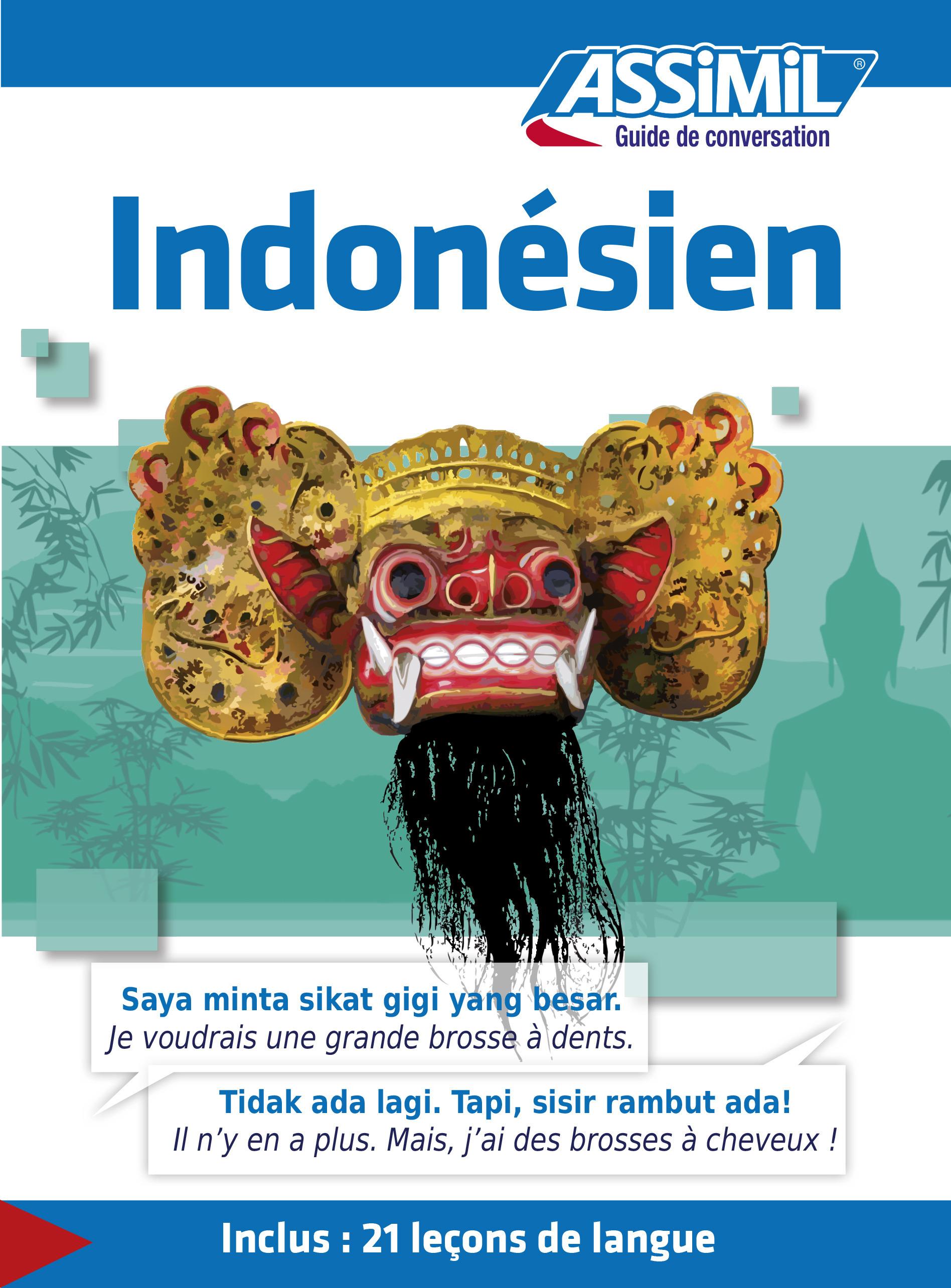 Collectif Indonésien - Guide de conversation