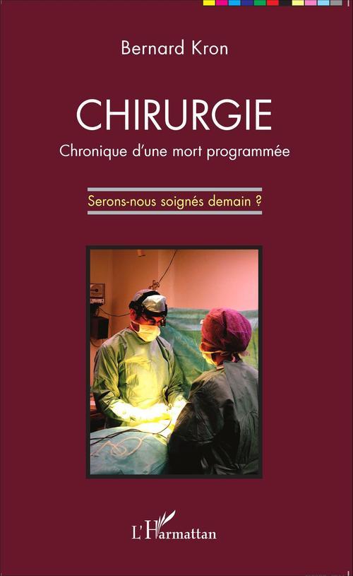 Bernard Kron Chirurgie