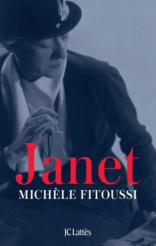 Michèle Fitoussi Janet