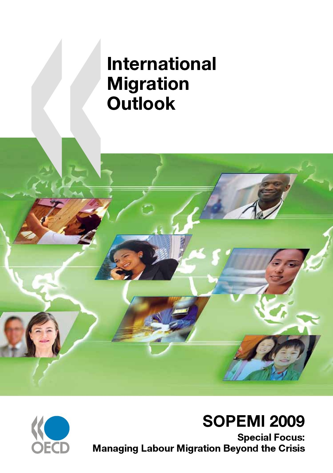 Collective International Migration Outlook 2009