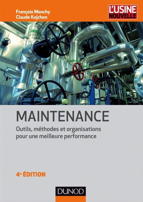 François Monchy Maintenance - 4e éd.