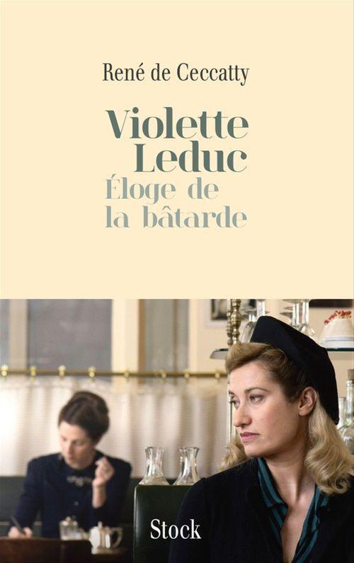 René de Ceccatty Violette Leduc