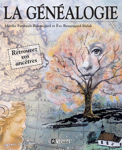 Eve Beauregard-Malak Marthe Faribault-Beauregard Généalogie