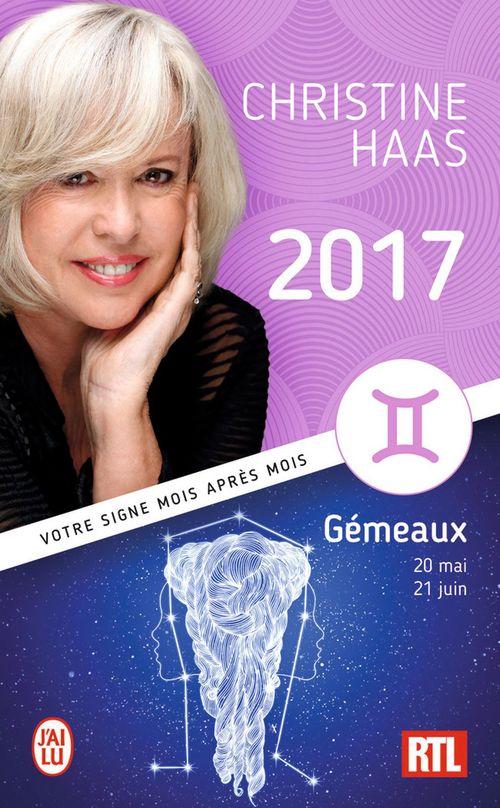 Christine Haas Gémeaux 2017