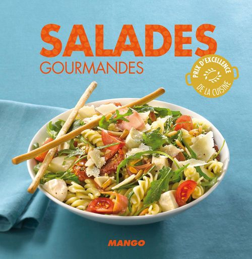Marie-Laure Tombini Salades gourmandes