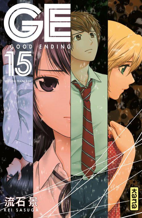 Kei Sasuga GE-Good Ending - Tome 15 - GE-Good Ending T15