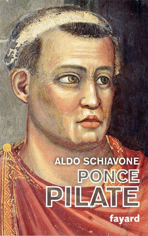 Aldo Schiavone Ponce Pilate