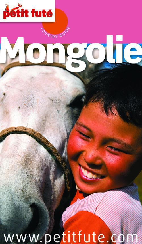 Collectif Petit Fute Mongolie (édition 2013-2014)