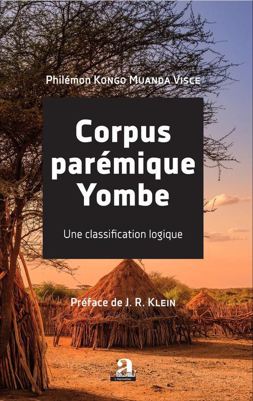 PHILEMON KONGO MUANDA VISCE Corpus parémique Yombe