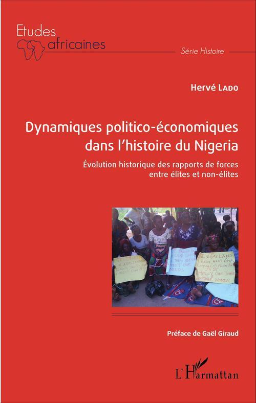 Hervé Lado Dynamiques politico-économiques dans l'histoire du Nigéria