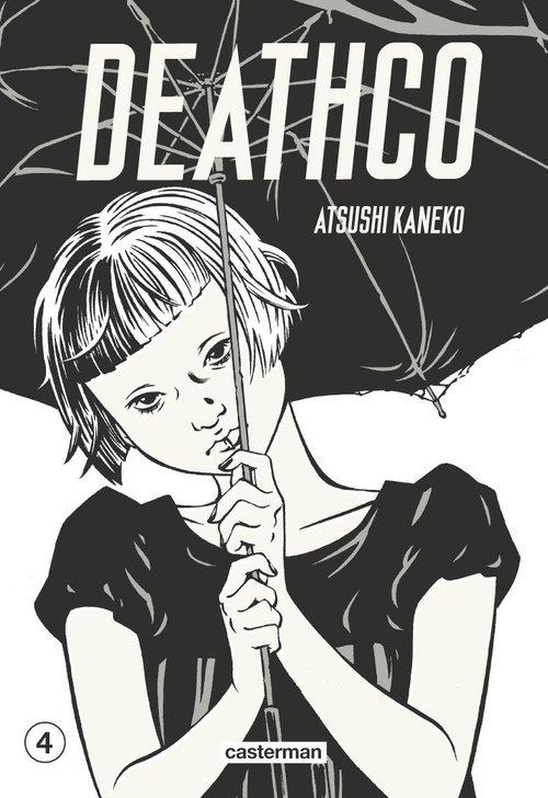 Atsushi Kaneko Deathco (Tome 4)