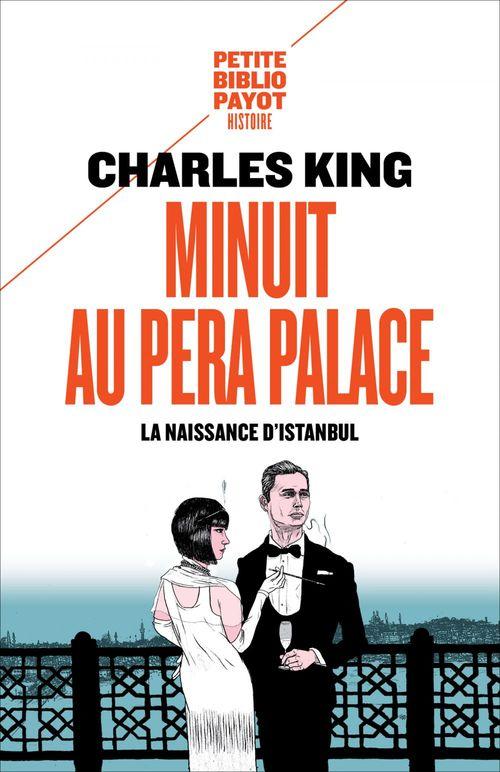 Charles King Minuit au Pera Palace