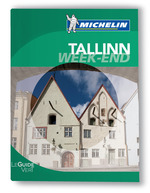 Tallinn Guide Vert Week-End Michelin  2011-2012