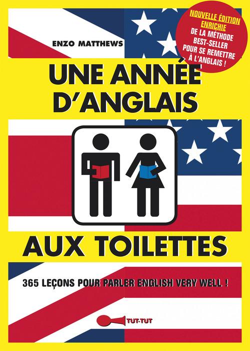 Enzo Matthews Une année d'anglais aux toilettes