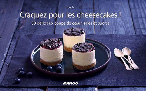 Sue Su Craquez pour les cheesecakes !