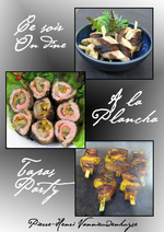 Ce soir on dine � la plancha : Tapas party
