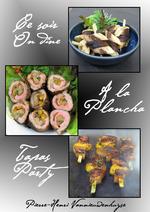 Ce soir on dine � la plancha : Tapas party