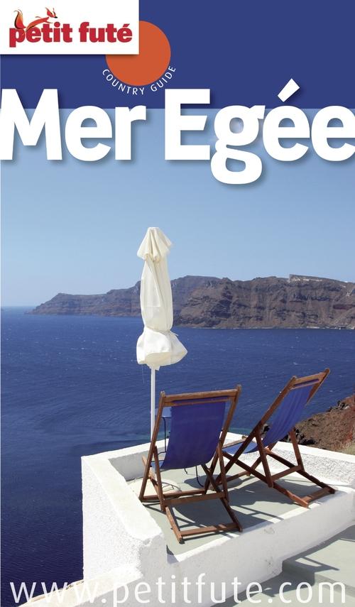 Collectif Petit Fute Mer Egée (édition 2012)