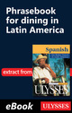 Phrasebook for dining in Latin America