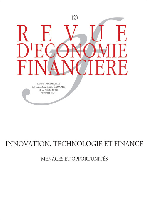 Innovation, technologie et finance