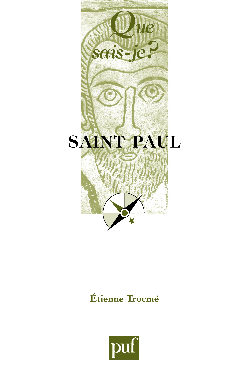 Étienne Trocmé Saint Paul